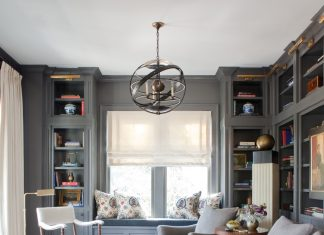 Etonnant Room Envy: A Sophisticated Gray Study In Ansley Park