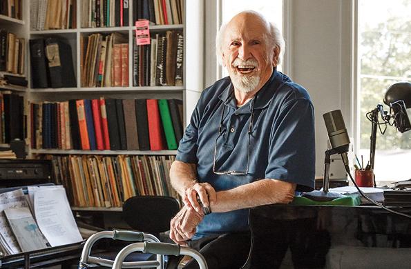 Piano Man: At 87, jazz legend Johnny Knapp is still jamming