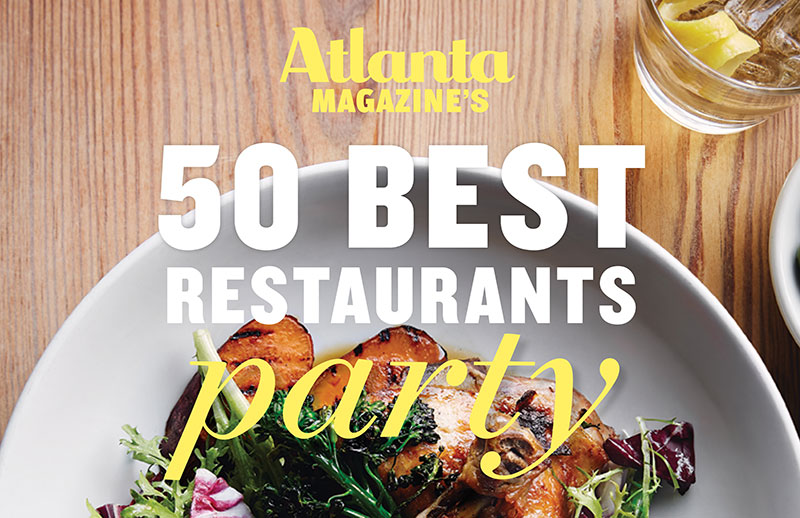 50 Best Restaurants Party