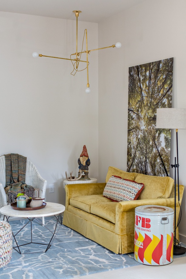 Sneak peek at serenbe 39 s tiny houses for artists atlanta magazine - The writers cottage inspiration by design ...