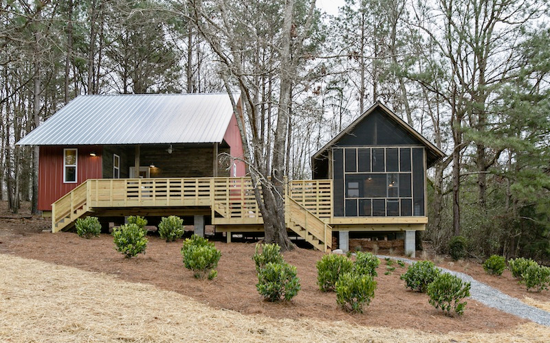 Sneak peek at Serenbes Tiny Houses for Artists Atlanta Magazine