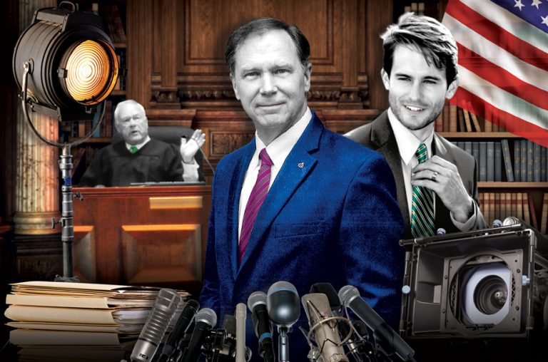 Cedartown lawyer Bill Lundy won the case of a lifetime, then turned it into a movie