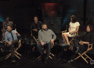 The Walking Dead Inside the Actors Studio