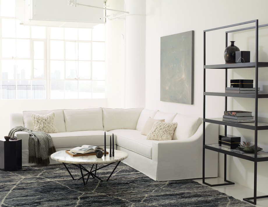 Baker furniture launches younger more affordable milling - Affordable interior design seattle ...