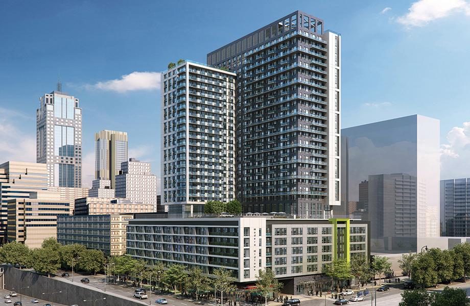 West  Apartments Atlanta