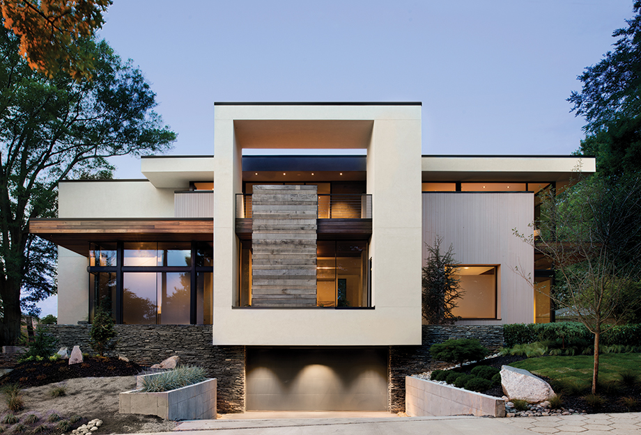 A look inside 3 modern homes in atlanta atlanta magazine for Modern contemporary house plans for sale