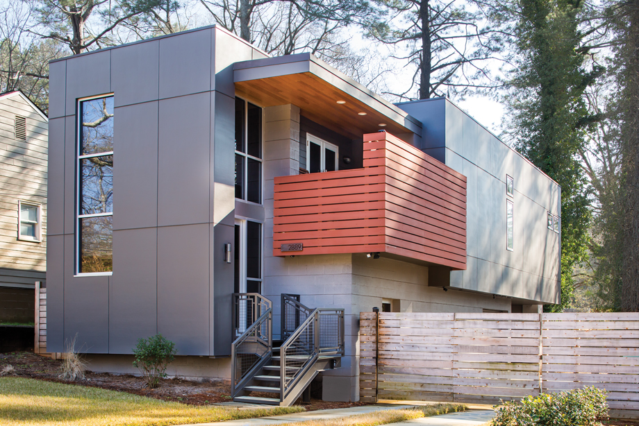 a look inside 3 modern homes in atlanta atlanta magazine