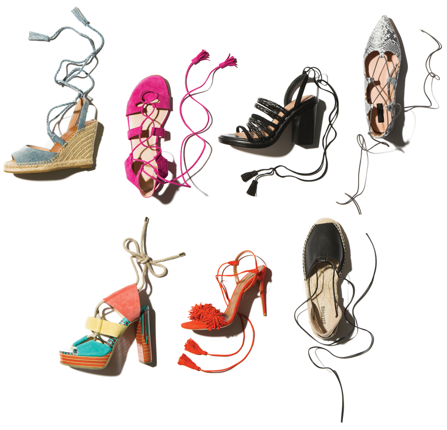 Spring/Summer 2016 shoes
