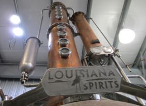 Louisiana Spirit Distillery