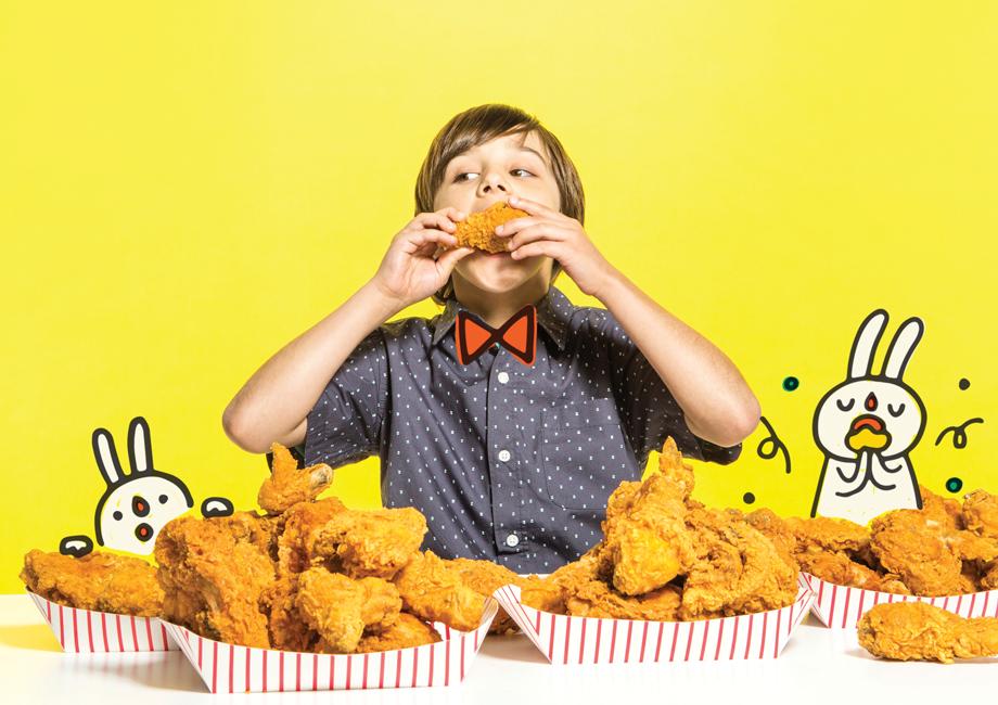 Where can kids eat free Atlanta