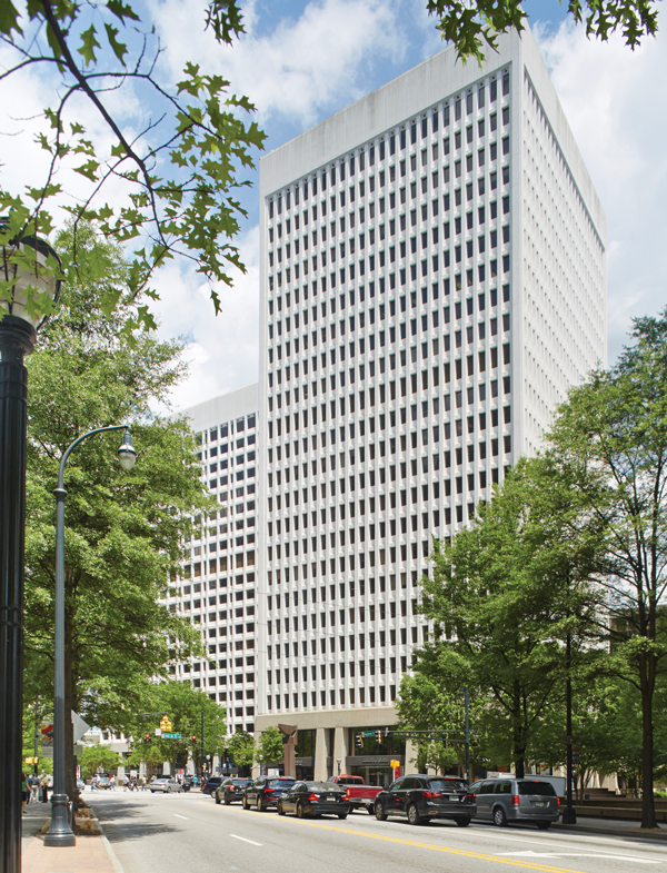 Colony Square Midtown Atlanta