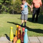 Wade outdoor bowling
