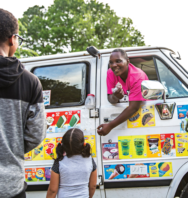 What I've learned driving the Atlanta Ice Cream Truck for 11 years