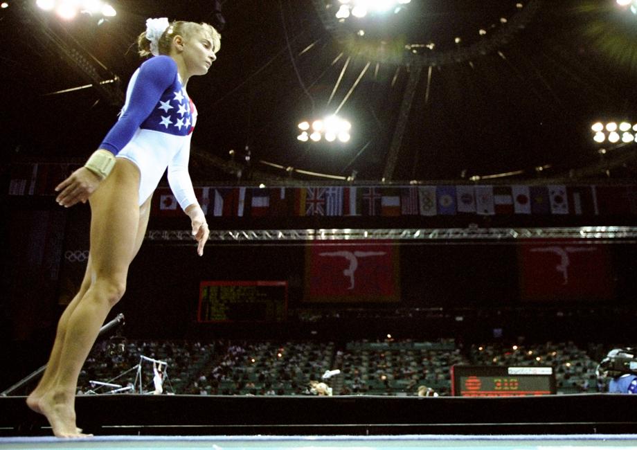 1996 Olympics Shannon Miller