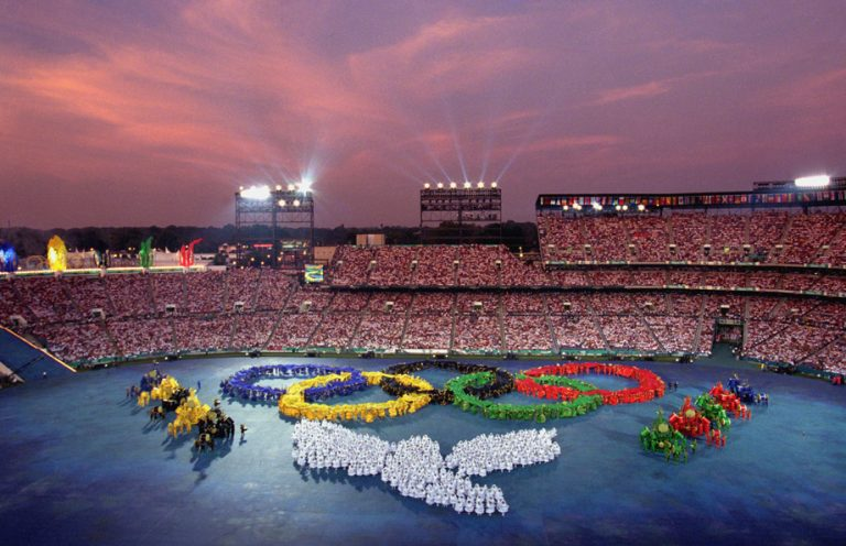 Winning gold and chauffeuring Ali: Memories of the 1996 Atlanta Olympics