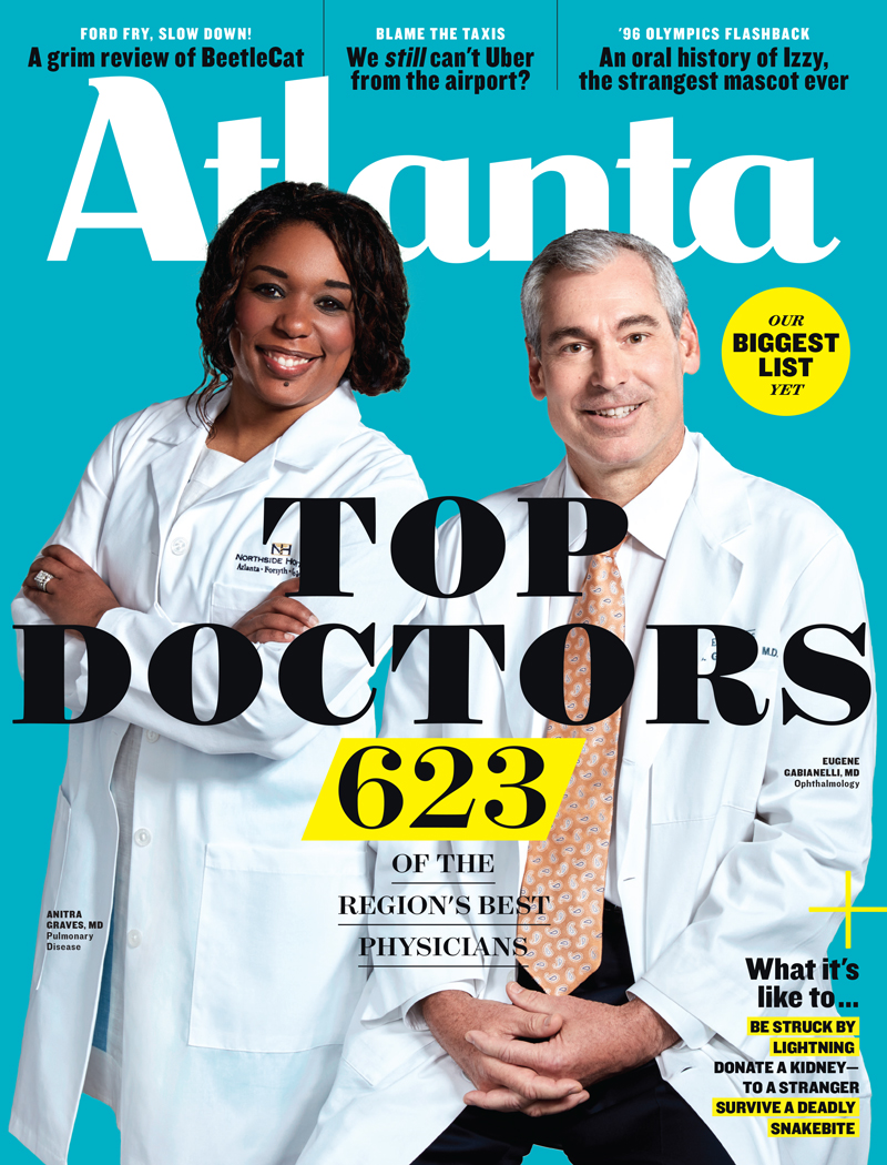 Atlanta's Top Doctors 2016 Best doctors in Atlanta