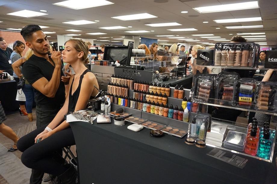 The Makeup Show NYC Pop-Up