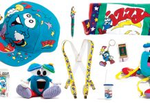 1996 Atlanta Olympics Izzy merchandise