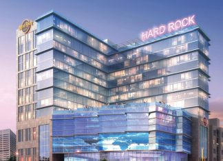Hard Rock hotel Atlanta
