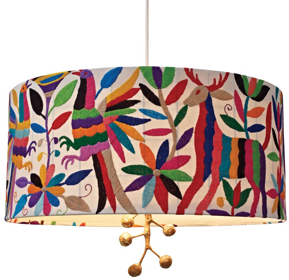 Otomi lamp