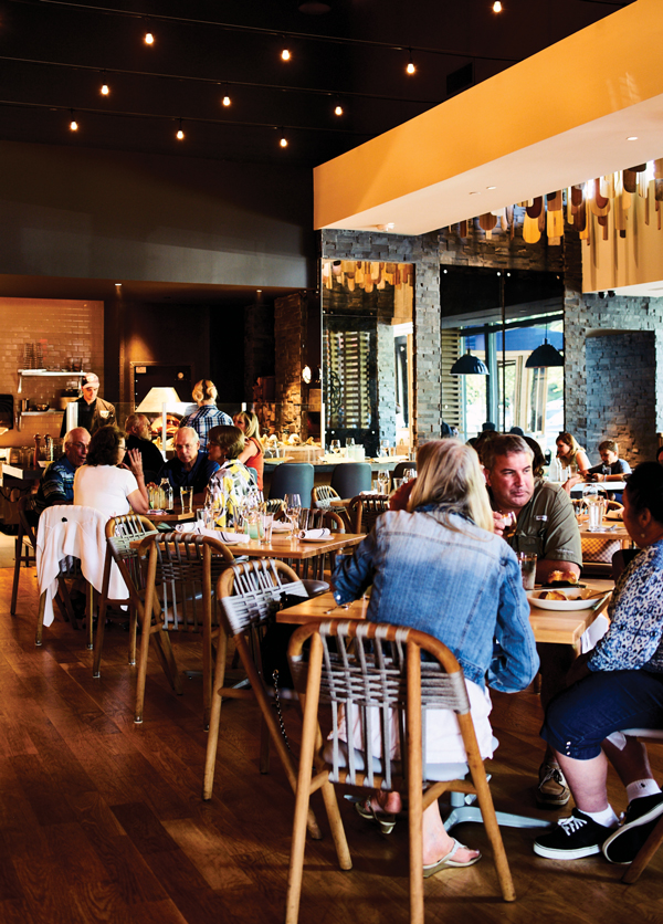 Review at drift fish house chef doug turbush is finding for Drift fish house