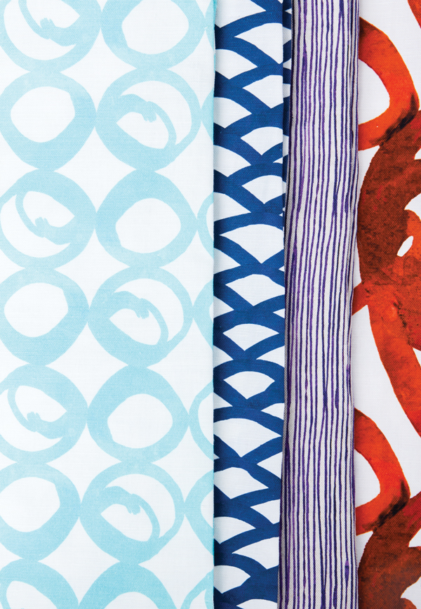 Four Atlanta-area artists who have crossed over into textiles