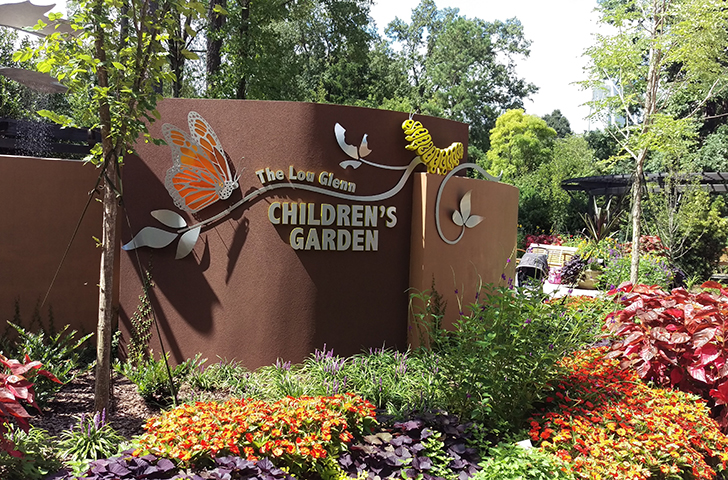 What You 39 Ll Find At The Atlanta Botanical Garden 39 S Newly Renovated Children 39 S Garden Atlanta