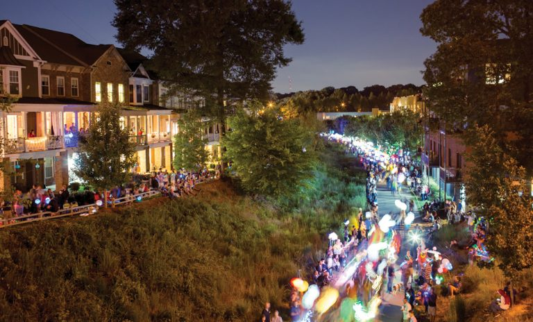 How to throw the ultimate BeltLine Lantern Parade party