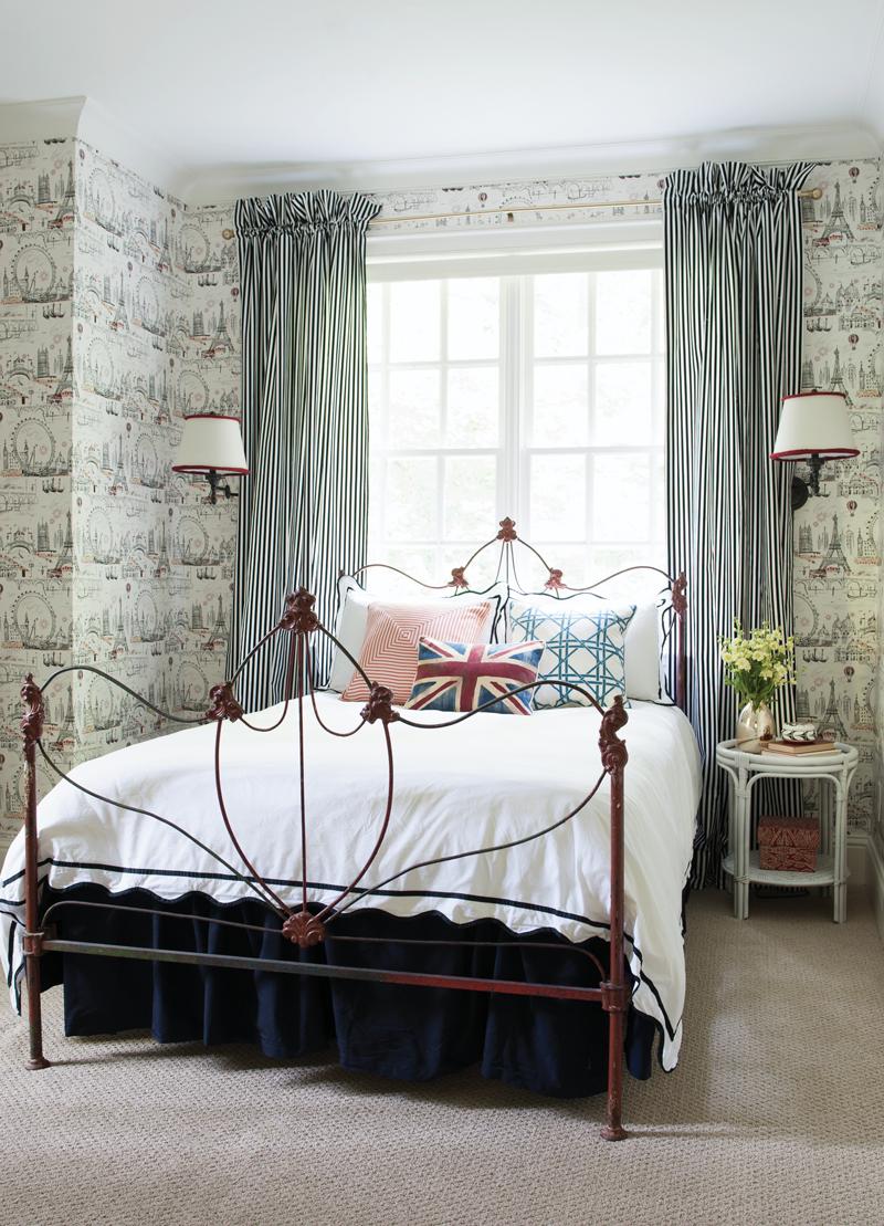 Savoir Faire A Francophiles Buckhead Home Reflects