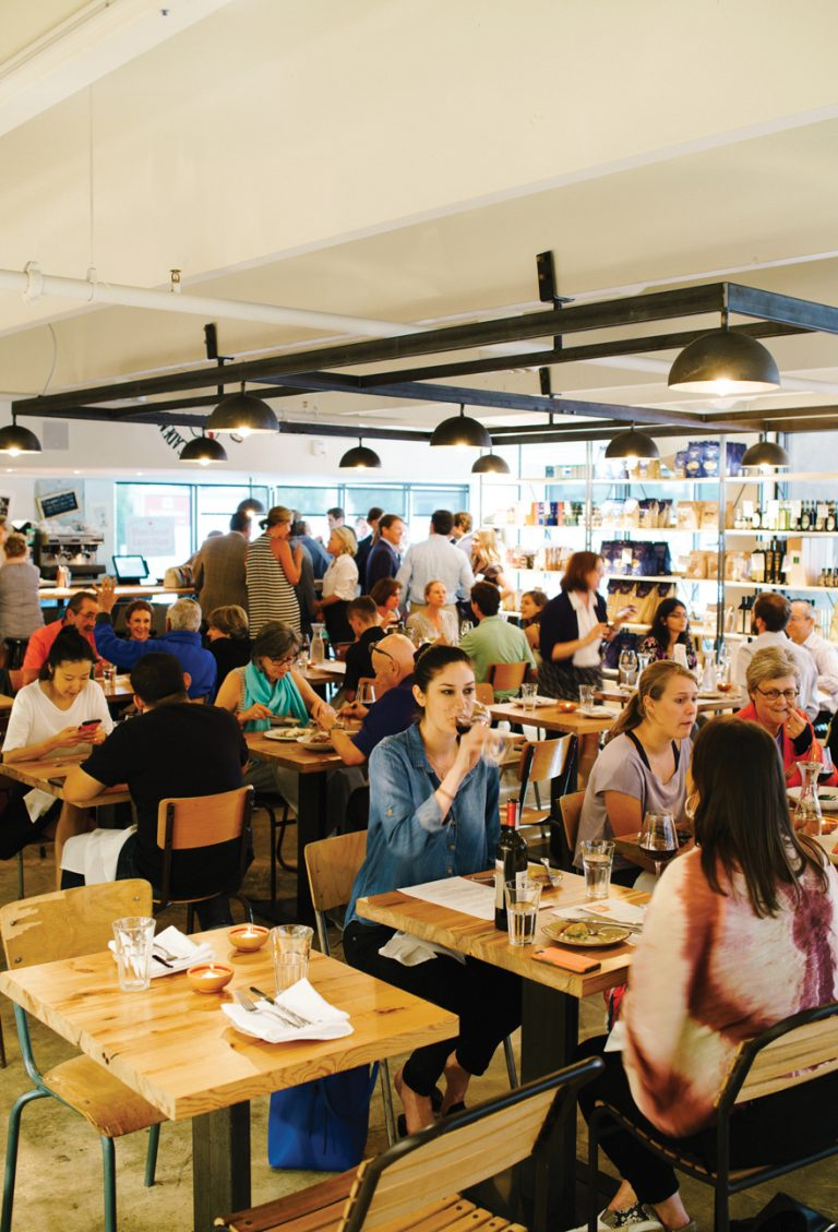 Review: Storico Fresco needs to bring its store to the table