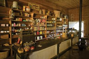 Commissary at Jimmy Carter Boyhood Farm