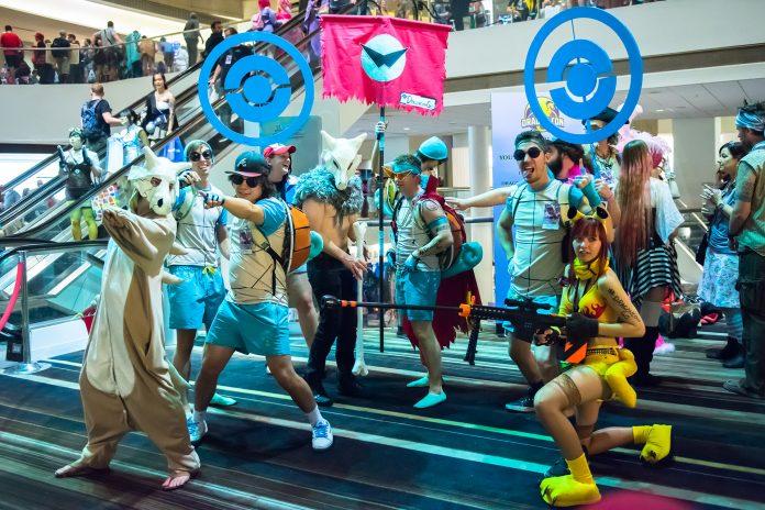 Dragon Con 2016 costumes