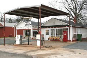 Billy Carter Service Station Museum