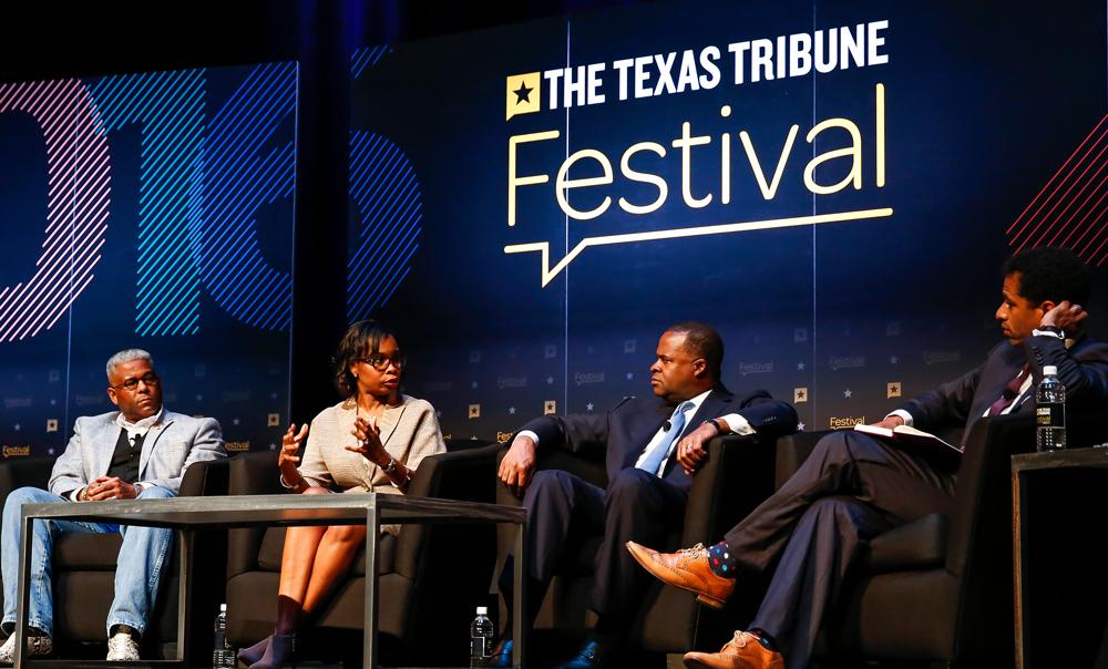 Kasim Reed Texas Tribune Festival