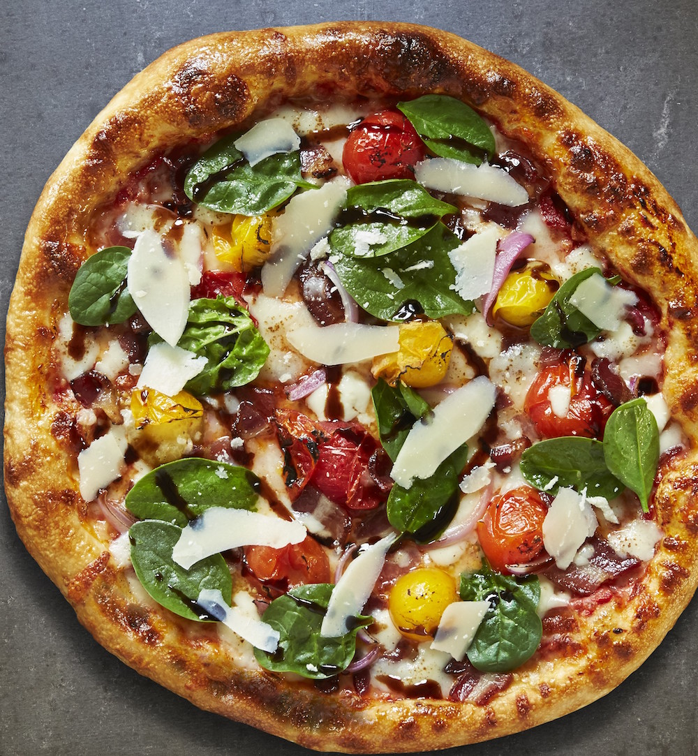 California Pizza Kitchen Garden Walk Rize Artisan Pizza To Open In Poncey Highland In November
