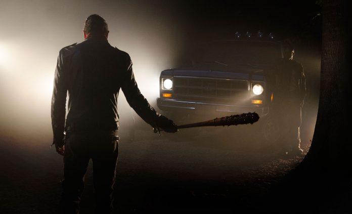 Negan The Walking Dead season 7