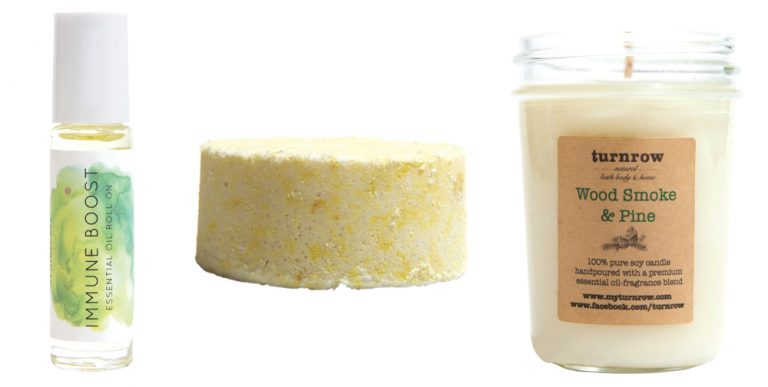 Take a break from holiday stress with Atlanta-made aromatherapy products