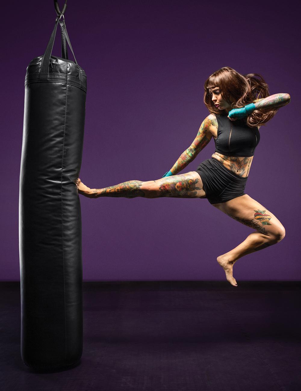 Best Of Atlanta 2016 Kickboxing Studio Vesta Movement