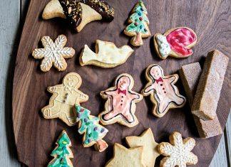 Star Provisions cookies