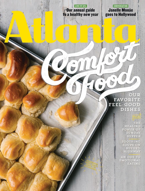 Comfort Food Atlanta