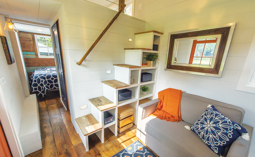 Tiny Houses Or At Least Very Small Ones Are Coming To