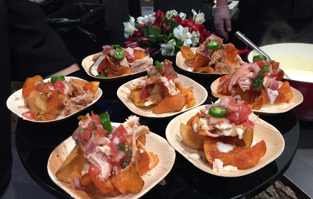 Food at Mercedes-Benz Stadium
