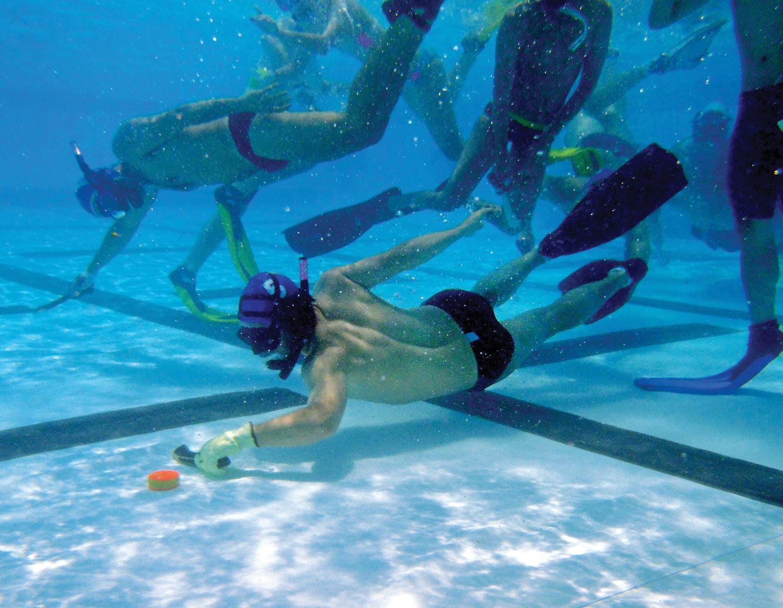 Atlanta Underwater Hockey
