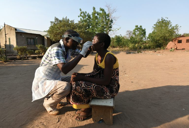 Unsung Saviors: Decatur's Task Force for Global Health is helping eliminate horrific diseases