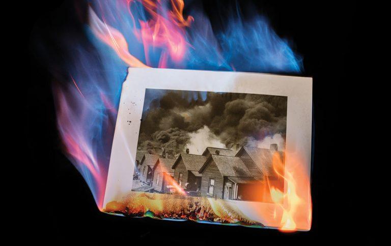 The Second Burning of Atlanta
