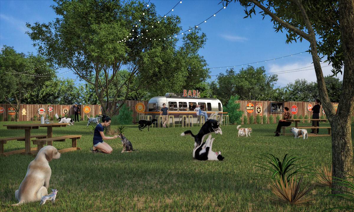 Dog-friendly dining: Fetch Park & Ice House coming to Old Fourth ...