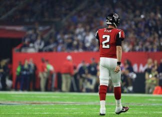 Matt Ryan Atlanta Falcons Super Bowl loss