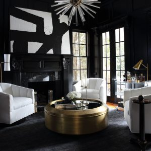 How To Design A Home With Black And White