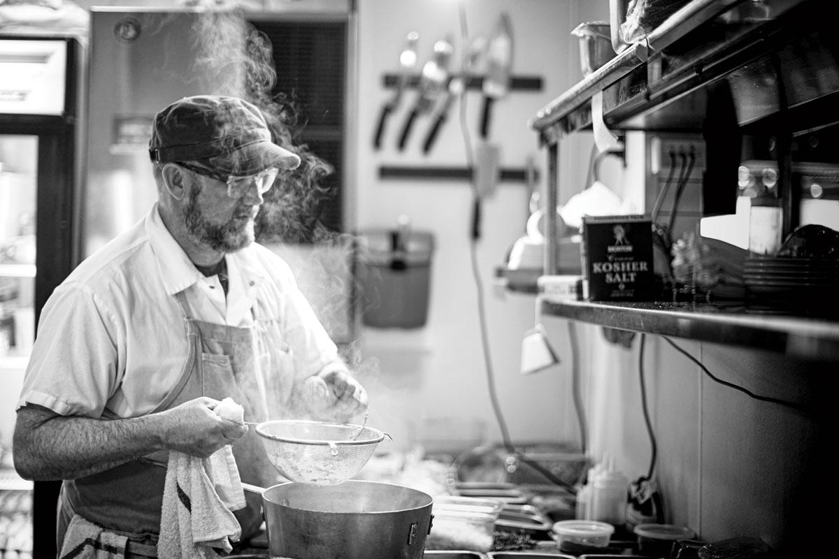 Chef Shaun Doty
