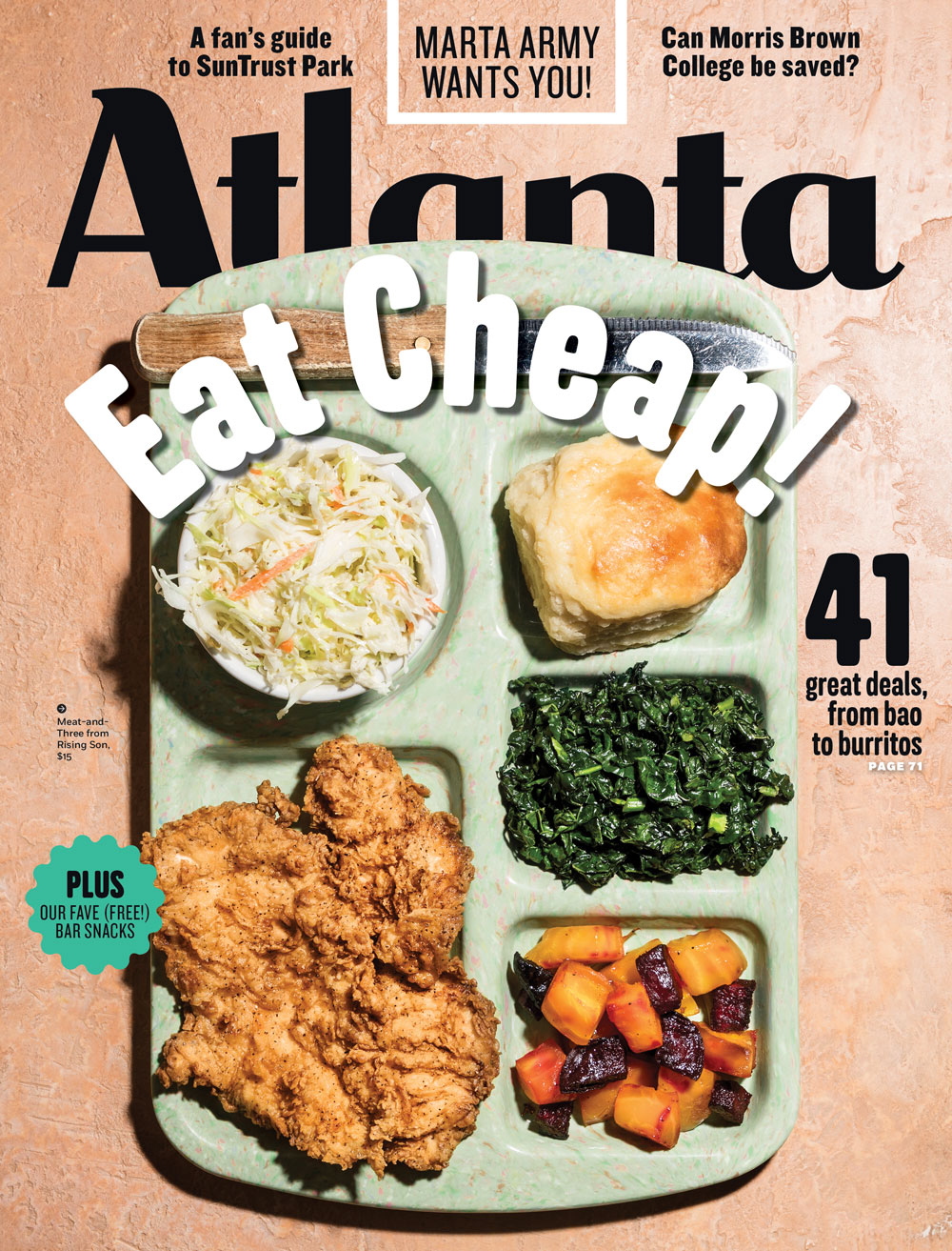 Atlanta's cheap eats